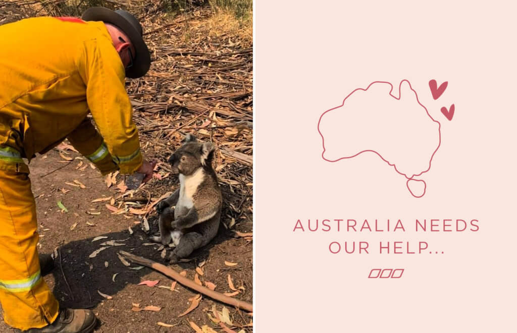 Australia Needs Our Help