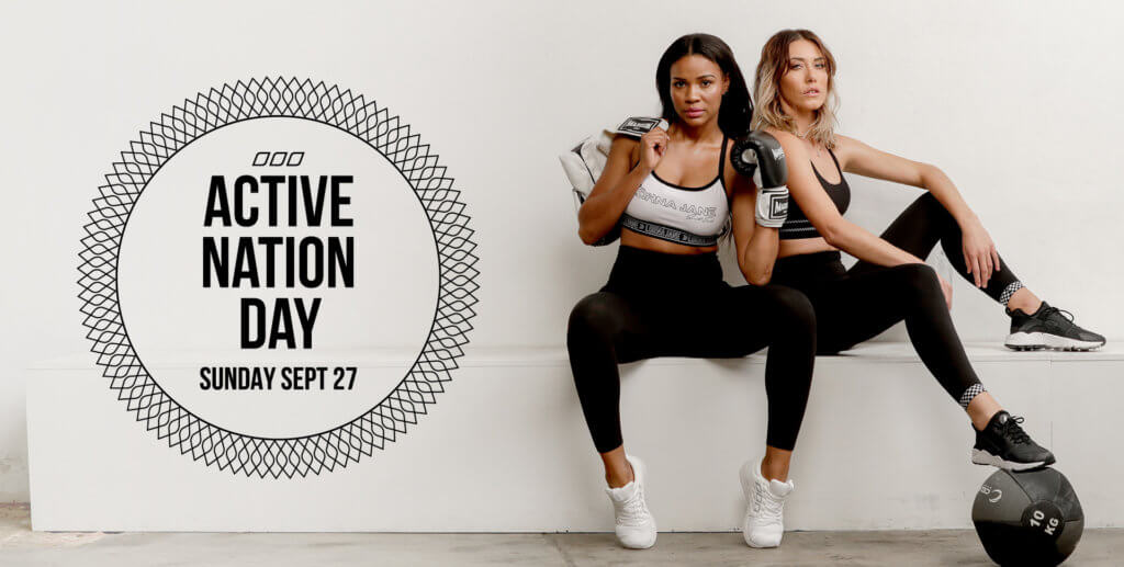 lorna jane active nation day 2020 every body is an active body
