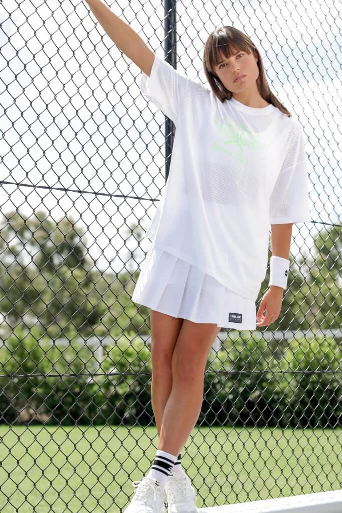 Styling the Tennis Skirt into An Insta-Worthy Outfit